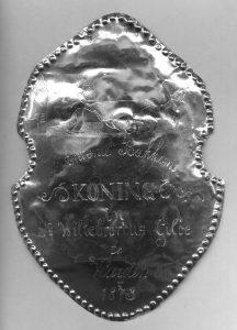 Antoine Bakkems 1873-1876