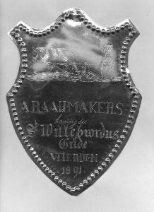 A. Raaijmakers 1891-1894