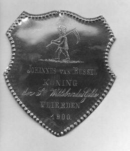 Johannes van Bussel 1900-1903