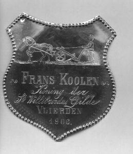 Frans Koolen 1906-1906