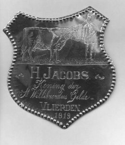 H. Jacobs 1919-1922