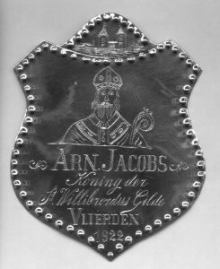 Arn. Jacobs 1922