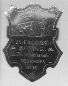 P. Jacobs 1931-1934