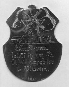 W. van Deursen 1937
