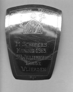 M. Schepers 1963-1967