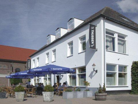 Cafe zaal Thijssen